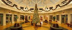 Christmastime @ Disney's Port Orleans Resort – Riverside