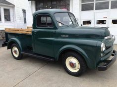 1950 Dodge B 5window Pickup, All Original