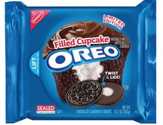 Filled Cupcake Oreos Are About To Be A Reality
