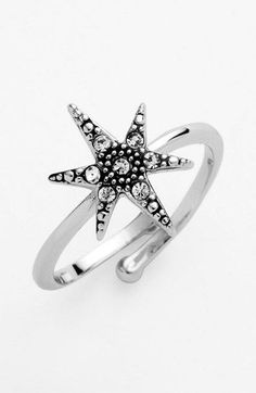 Ariella Collection Star Ring (Nordstrom Exclusive) available at #Nordstrom