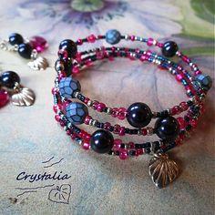 crystalia / Blueberry Fairy ... handmade jewellery