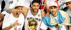 The Spurs are coming off their fifth NBA title in 15 seasons. Do Tim Duncan & Co. have another run in them? Or are LeBron's Cavs -- or someone else -- ready to grab the crown? http://bit.ly/1rpbeg8