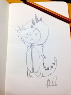 Type: Dinossaur. Name: Broke.