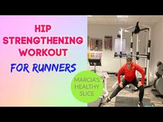 Side hips are commonly weak on runners. This quick, side hip strengthening workout will help keep you running strong and injur. Running, Group, Workout, Board, Racing, Keep Running, Work Outs, Jogging, Lob