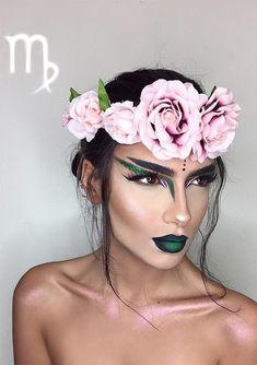 Makeup Inspo, Makeup Inspiration, Beauty Makeup, Makeup Ideas, Makeup Tips, Makeup Tutorials, Style Inspiration, Halloween Makeup Looks, Halloween Make Up