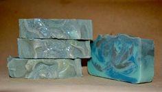 Green Tea CP Soap. $5.00, via Etsy.