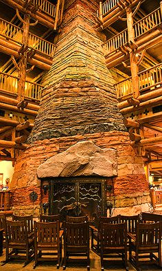 Disney's Wilderness Lodge - An In Depth Look Through Pictures! | My Theme Park Fanatic!