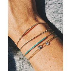 New turquoise lino bracelet. NOW in stores #imaginjewels #antwerp #brussels #knokke #ghent #liege