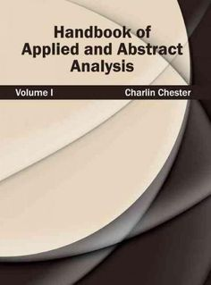Handbook of Applied and Abstract Analysis