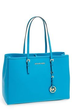 New Michael Kors travel tote. Great array of colors.
