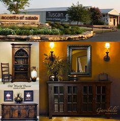 Tuscan Decor Home Decorating 2013 Tuscan Decor Products...I am so going thru Salado my next trip!
