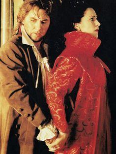 Angela Gheorghiu and Roberto Alagna in Tosca.