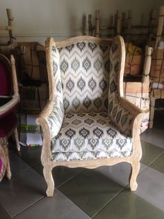 Songket chair