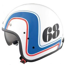 CASCO JET HIGHWAY RETRO 68 WHITE