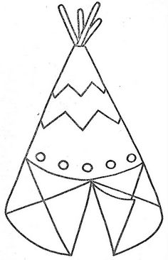 teepee coloring page - indios desenhos colorir 760 5b3 wild west