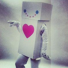 CHARM IT! Halloween! The Robot! #charmit #halloween