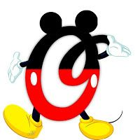 letra do mickey mouse Mickey Mouse E Amigos, Mickey Mouse Letters, Mickey Mouse Classroom, Mickey E Minnie Mouse, Disney Letters, Fiesta Mickey Mouse, Theme Mickey, Disney Alphabet, Mickey Mouse Parties