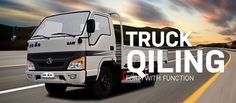 Qiling - Truck | Form with Function | BAIC International