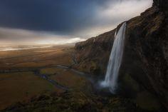 Seljalandfoss - @DAVID MARTIN CASTAN - #landscape