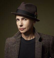 Oh, how I love this photo of Lionel Shriver. And her books are intense, too.