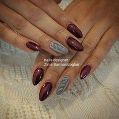 Knit nails 2016 Nails 2016, Nail Artist, Knitting, Beauty, Tricot, Breien, Stricken, Weaving, Knits