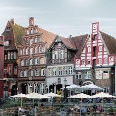Stadtansicht Lüneburg