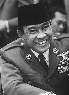 Sukarno of Indonesia during Belgrade conference