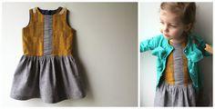 Ideetje voor een linnen kleedje