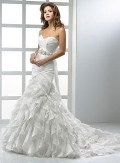 Maggie Sottero Sloan Wedding Dress $1,050 LOVE IT