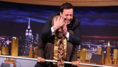 Jimmy Fallon does Bill Cosby impression and gets carried away — by Cosby Hannah Montana Tv Show, Weird Facts, Crazy Facts, Lumpy Space Princess, Will Ferrell, Bill Cosby, Tina Fey, Icarly, Tv Show Quotes