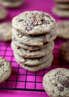 Heathy Cookies...<3 Heath!