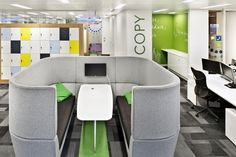 SAS' Activity-based London Offices