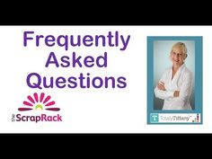 Frequently Asked Questions about The ScrapRack - YouTube