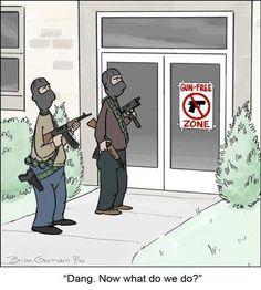 Gun control :)