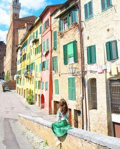 Exploring Tuscany   Siena @chiclebelle