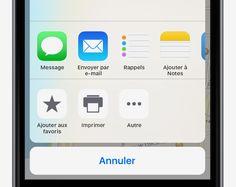 Marquez vos endroits favoris dans Plans - Conseils et astuces pour iOS 9 sur iPhone - Assistance Apple
