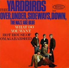 doraemonmon:  The Yardbirds