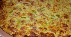 Quiche sans pâte courgettes jambon, une recette de la catégorie Tartes et tourtes salées, pizzas. Plus de recette Thermomix® www.espace-recettes.fr