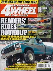 FREE Subscription to 4-Wheel & Off-Road on http://www.icravefreebies.com/