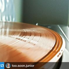 The best way to listen to music! #Repost #ig Sarah.soon.junior: \