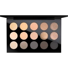 Eye Shadow X 15 In The Flesh MAC Cosmetics Official Site (€27) ❤ liked on Polyvore featuring beauty products, makeup, eye makeup, eyeshadow, palette eyeshadow, mac cosmetics and mac cosmetics eyeshadow