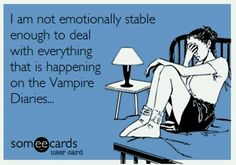 this is totally me. I am way too attached to these characters.... to even deal with julies sick and twisted charade she has going on to make me feel pain. I GET IT! ITS WORKING! NOW STOP.