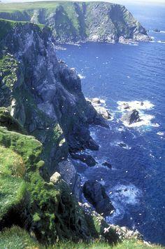 The beautiful Scottish coast!