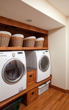 Ideas Minimalist Laundry On Pinterest Small Laundry