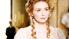 Death Comes to Pemberley: Eleanor Tomlinson as Georgiana Darcy - she is SO beautiful! Ned Stark, Eddard Stark, Jaime Lannister, High Fantasy, Redhead Characters, Jane Austen Movies, Becoming Jane, Eleanor Tomlinson, Most Beautiful Words