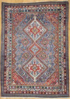 Qashqai Persian Rug Qashqai, Authentic Qashqai Handmade Rug