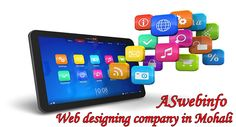 Website Design, development, PHP, SEO service in Mohali & also provide industrial training for 3, 6 Months Aswebinfo ISO certified Institute and company Phase-1 Mohali.