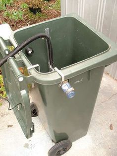 a very detailed plan for grey water use in garden- using rinse cycle from the washer!! saves a ton of water