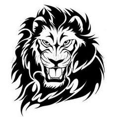 tatuaggio leone.jpg (380×380)