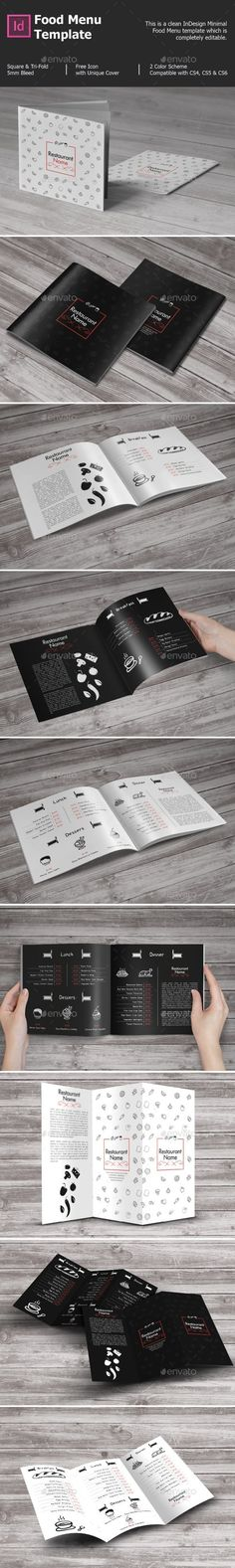 Food Menu Template #design Download: http://graphicriver.net/item/food-menu-template/9948300?ref=ksioks